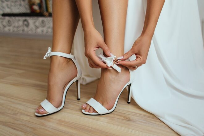 Finding the Right Wedding Shoes